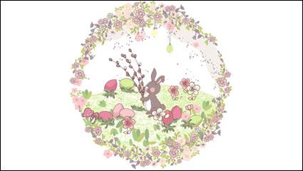 Link toChildren's drawings vector material -01