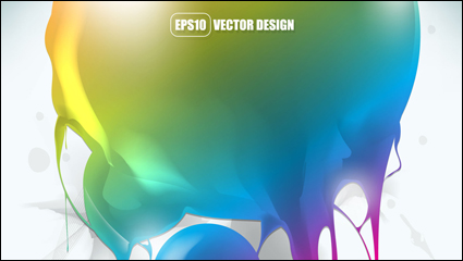 Link toGorgeous fashion background 02 - vector material