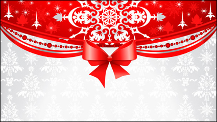 Link toChristmas decorative material 01 - vector material