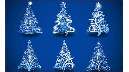 Link toGorgeous christmas tree 01 - vector material