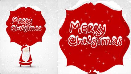 Link toBeautiful christmas illustrator 04 - vector material