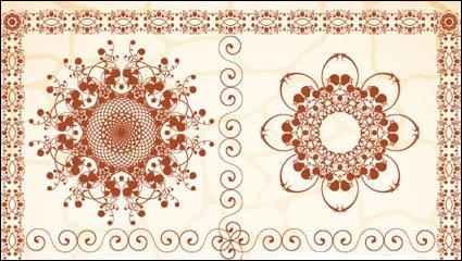 Link toExquisite european pattern 03 - vector material