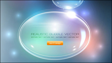 Gorgeous bubble 05 - vector material