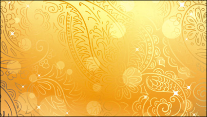 ... pattern background 02 - vector material / More in: Vector Flower