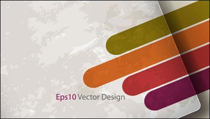 Link toNostalgic pattern background 02 - vector material