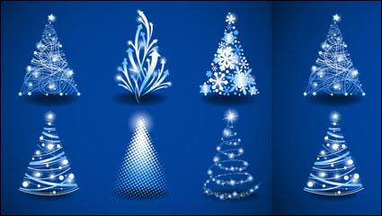 Link toFancy christmas tree 03 - vector material