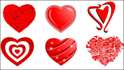 Link toHearts - vector material