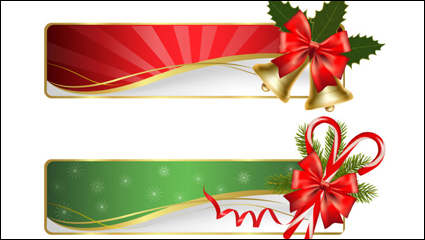 Link toChristmas exquisite elements 02 - vector material