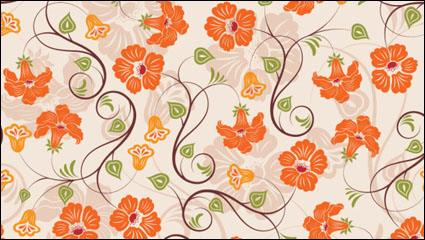 The pattern Background - Vector