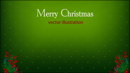 Link toBeautiful christmas background 01 - vector material