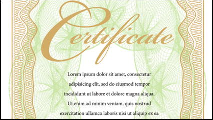 Link toCertificate of commendation 02 - vector material