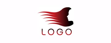 Link toSalons vector logo template material