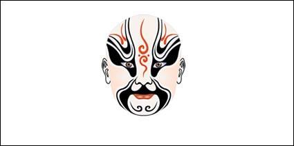 Link toBeijing opera mask-2
