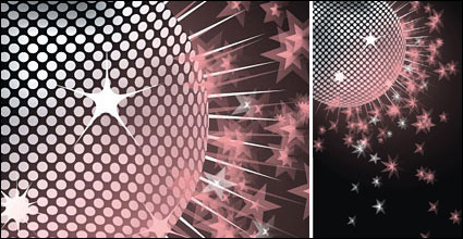 Link toDream disco crystal ball vector material