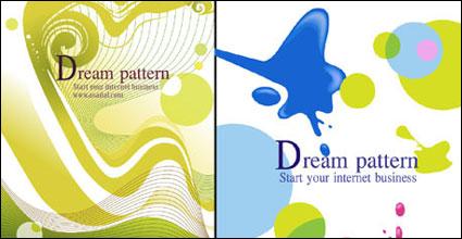 Link toDream pattern vector