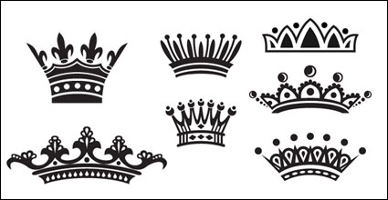 Crown vector material
