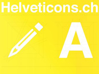 helveticons Icon Design Studio Website