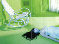 Miles Aldridge,lepage,Bruno Dayan and Paco Peregr¨ªn photographs