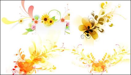 Link toWild chrysanthemum dream vector