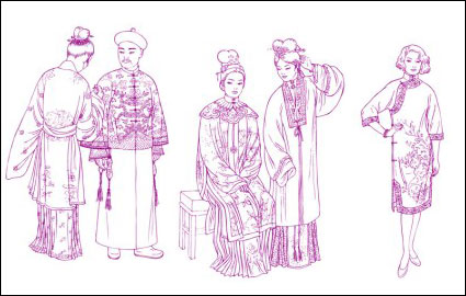 Link toSong dynasty yuan dynasty apparel apparel apparel ming dynasty qing dynasty clothing line drawing