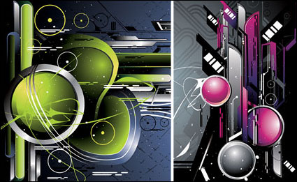 Link toFuture science and technology vector material