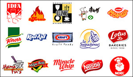 Link toBeverage and food logo vector material -2
