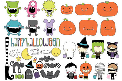 Link toHalloween theme vector