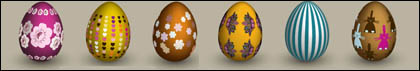 Link to6 eggs vector material