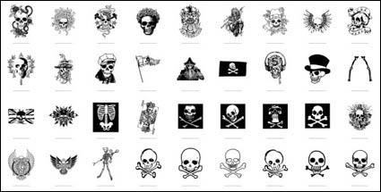 Link toSkull, t-shirt designs, skeleton (54