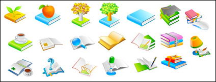 Link toTable lamp, apples, plants, glasses, question mark, microphone