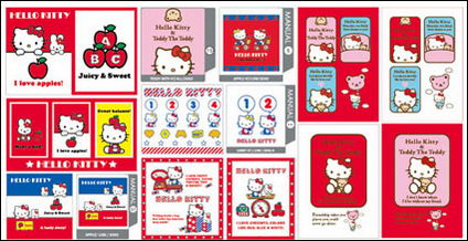 Link toHello kitty official vector 5/15/38 / 57
