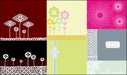 Link toSimple lovely pattern vector