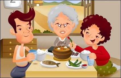 Link toIclickart cartoon family illustrator vector material -5