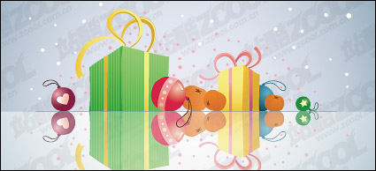 Link toPractical gifts vector material