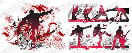 Link toVector material dynamic figures in pictures