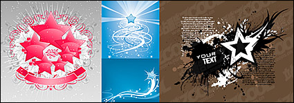 Link toVector material elements of the theme stars-2