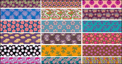 Link toClassical vector graphics tiled background material-4