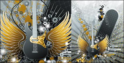 Link toGuitar music illustration