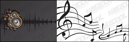Link toSpeaker sound wave vector material