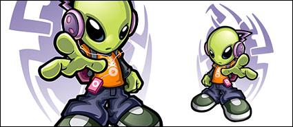 Vector Cartoon Material Free Downloads Vector Images