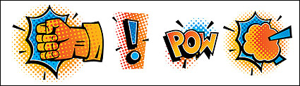 Link toVector comic style icon material-2