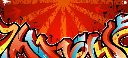 Link toStreet graffiti logo
