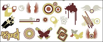 Link toVector trend of design elements-30