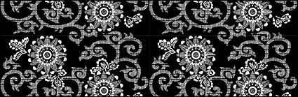 Link toVector traditional tiled background material-32