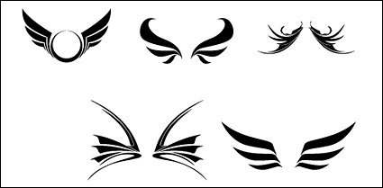 Link toGo media produced vector material - cool wings-1
