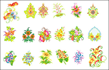 Link toColorful pattern designs