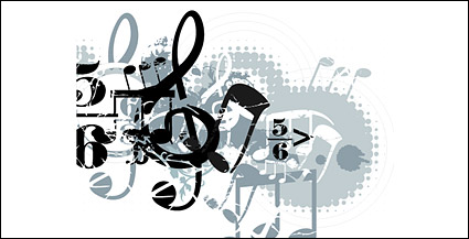 Link toMusic design elements vector