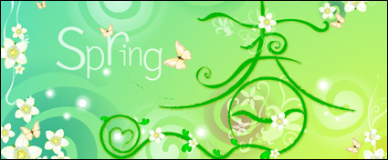 Link toVector spring theme material-2