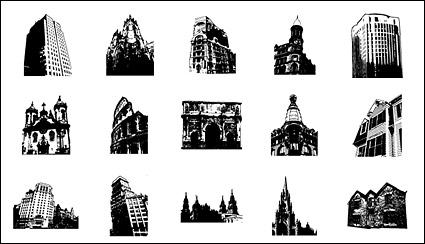 Link toGo media produced vector material - continental ancient architecture