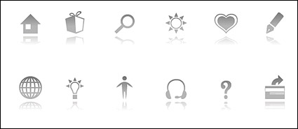 Link toStock simple vector style icon series